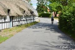 Landsby idyl i Kvottrup