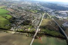 Mundelstrup Stationsby mod Tilst