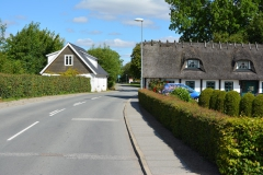 Landsby idyl i Sabro